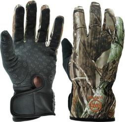 Manzella Productions 07334 Bow Ranger Fleece Glove, Realtree