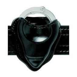 Safariland 090 Handcuff Pouch, B/W Black, Open Top Formed
