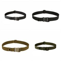 "1.5"" Army Tactical Combat Gear Utility Nylon Heavy Duty Belt"