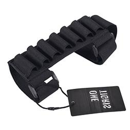 OneTigris 7 Round Tactical Shotgun Stock Shell Holder 1000D