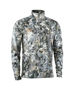 19 Sitka CORE Heavyweight Zip-T! Optifade Elevated II Camo S