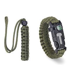 1survival bracelet