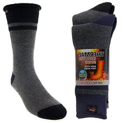 2 Pairs of Thick Heat Trapping Insulated Heated Boot Thermal