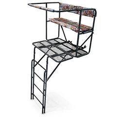 Guide Gear® 17 1/2' 2-man Double-Rail Ladder Stand