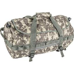 "20"" Heavy Duty 600d Camo BACKPACK & TOTE BAG Book Travel Gym"