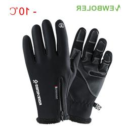 2018 Ice Winter Fishing Neoprene Gloves <font><b>Men</b></fo