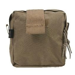 """5ive Star Gear 6596000 MOLLE Medic Pocket 6""""x6""""x3"""" Coyote"""