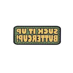 5ive Star Gear 6677 Suck It Up Buttercup!, Military PVC Mora