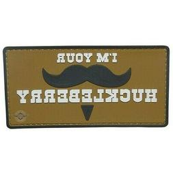 5ive Star Gear 6772000 Full Color I'm Your Huckleberry 3.75""