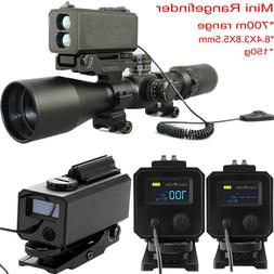 700m Range finder with Adjustable Scope Mount for <font><b>H