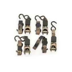 8 Ratchet Straps 4 Pack Set of 2 Hanging Tree Stand Accessor