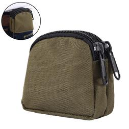 800D <font><b>Tactical</b></font> Wallet Pouch Military Coin
