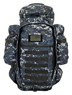 9.11 Tactical Full Gear Rifle Combo Backpack Black ,Tan, Gre