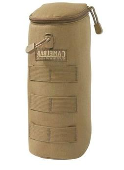 CamelBak 91132 Max Gear Bottle Pouch Coyote Nylon For 1L Bot
