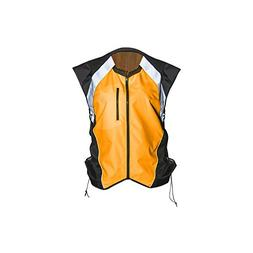 Badass Moto Gear Hi Vis Reflective Motorcycle Vest. Mil-Spec