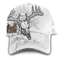 Buck Wear Buckwear Deer Treestand Skull Baseball Cap