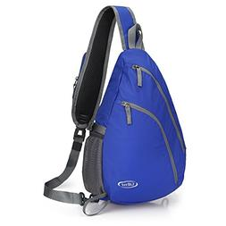 G4Free Lightweight Packable Sling Shoulder BackPack Small Ch