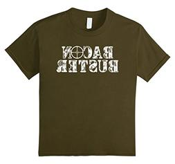 Kids Bacon Buster Hog Hunting Gear Shirt Hog Dog Hunting Shi