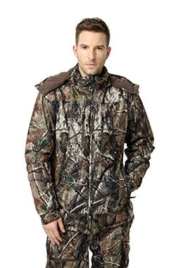 Krumba Men's Hunting Wp Jacket Camouflage XL