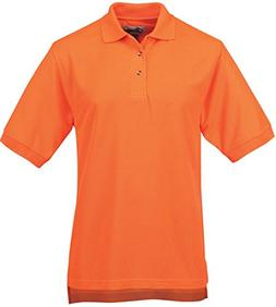 Mens Safeguard Polo, 4XL Osha Orange