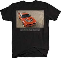 OS Gear American Muscle Pontiac Firebird TransAm Orange Musc