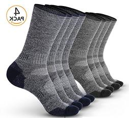 Pembrook Wool Sport Socks - L/XL  - Soft, Warm, Thermal Meri