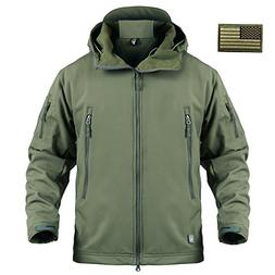 ReFire Gear Men's Army Special Ops Military Tactical Jacket