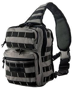 Rover Sling Pack Tornado/Black