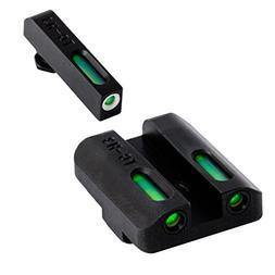 TRUGLO TFX Handgun Sight Set - Glock Low