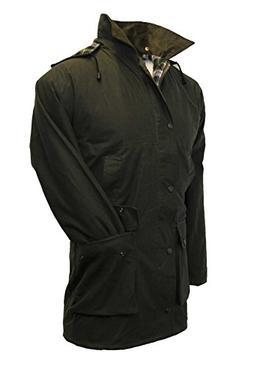 Walker & Hawkes - Mens Unpadded Wax Jacket Countrywear Hunti