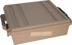 """MTM ACR5-72 Ammo Crate Utility Box with 7.25"""" Deep, Large, D"""