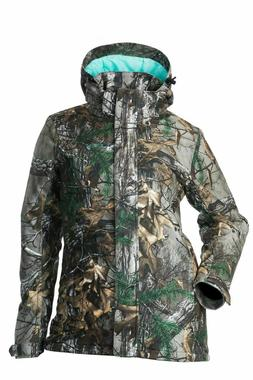 Addie Warm & Quiet Women's Hunting Jacket Coat Gear- Realtre