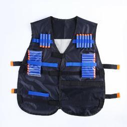 Adjustable Tactical Vest Hunting Gear Set Dart storage Pocke