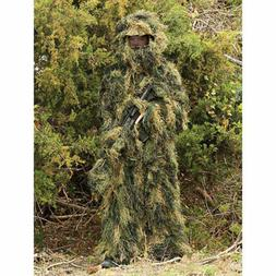 Red Rock Outdoor Gear Adult Ghillie Suit ACU Woodland Camouf