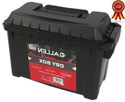 Allen Dry Box Plastic Ammo Can Ammunition Hunting Gear Stora