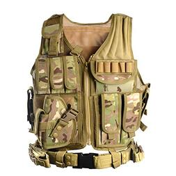 Yakeda Army Fans Tactical Vest Swat Tactical Vest Special Fo