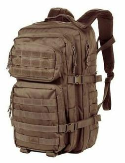 Red Rock Outdoor Gear Large Assault Pack, Dark Earth