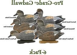Avery Pro-Grade Gadwall Duck Decoys  - 73145