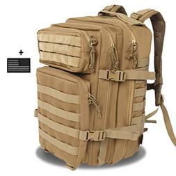Z ZTDM Backpack 40L Tactical Outdoor Molle Army Military Ruc