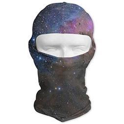 Balaclava Galaxy Stars Space Universe Night Sky Full Face Ma