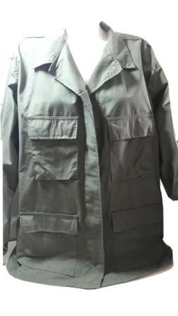 Genuine Gear Bdu Jacket  Color olive Military green XL Campi