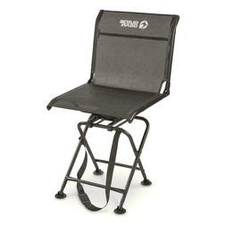 Guide Gear Big Boy Comfort Swivel Hunting Blind Chair 500 Lb