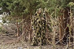Red Rock Outdoor Gear Big Game Ghillie Suit XLG/2XL Backwood