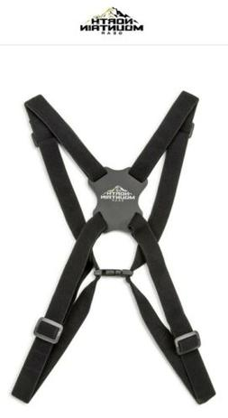 NORTH MOUNTAIN GEAR Binocular Harness Strap!! UNIVERSAL!