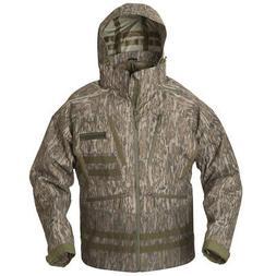 black label mossy oak bottomland wader jacket