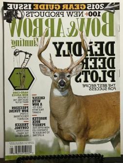 Bow & Arrow Hunting Deadly Deer Plots Gear July/August 2015