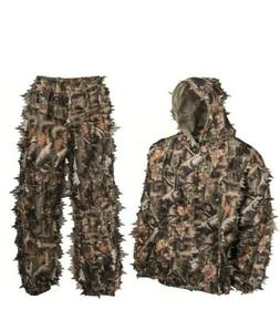 NORTH MOUNTAIN GEAR Brown Standard Mesh Shell Leafy Suit!!