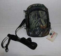 Camo Mossy Oak hunting gear small bag camera knife electroni