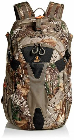 Camo Timberhawk Backpack Hunting Outdoor Daypack Compact Rif