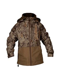 Natural Gear Camo Waterfowl Jacket for Youth, Camo Hunting C